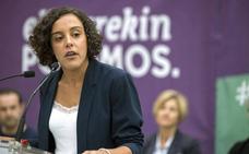 Nagua Alba afirma que le han puesto «palos en las ruedas» dentro de Podemos