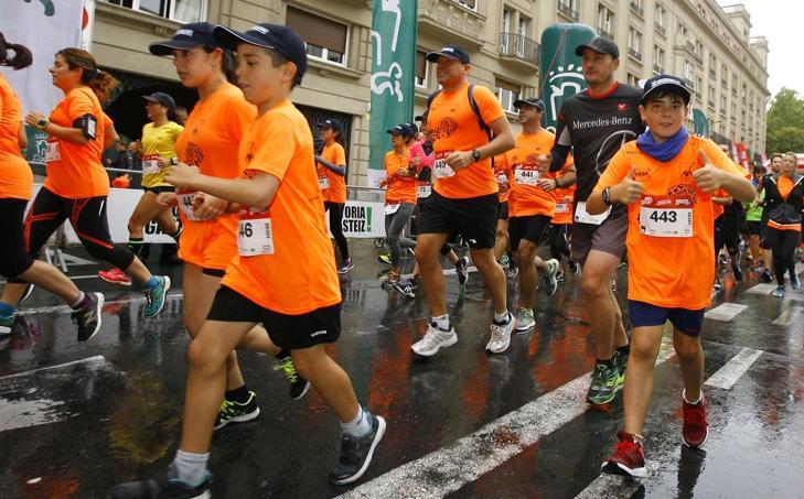 La carrera Ponle Freno cierra los actos del FesTVal