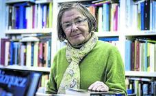 Muere Teresa Castells, símbolo de la resistencia de la librería Lagun