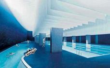 La piscina olímpica de San Mamés se abrirá al público dentro de un año