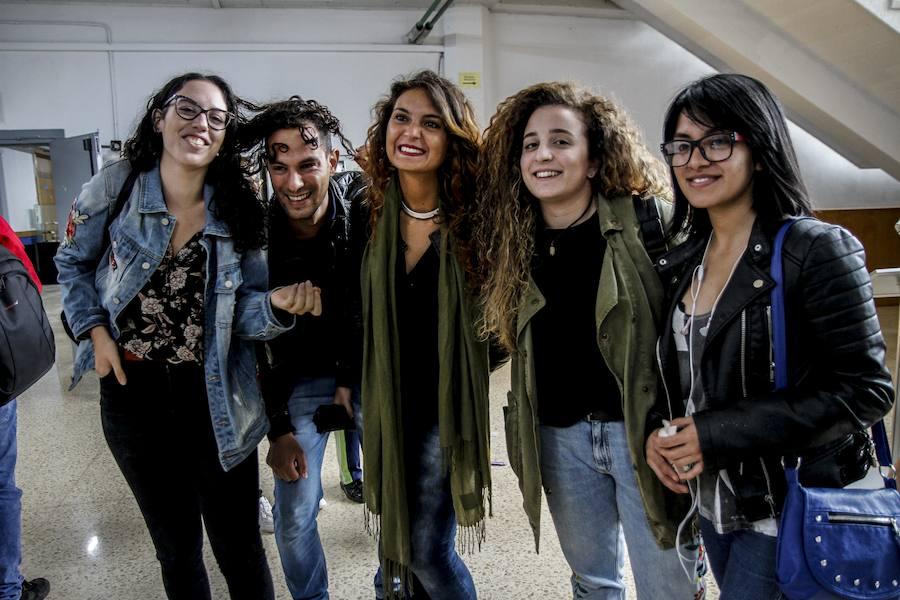 La UPV da la bienvenida a los alumnos Erasmus