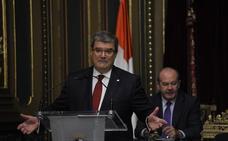 Aburto ofrece pactos por la seguridad, la paz y los valores sociales para acabar el mandato