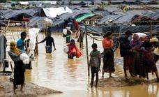 La Dama vuelve a dar la espalda a la tragedia de los rohingyas