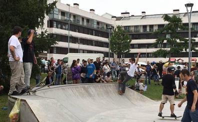 Los skaters de Basauri retoman el sábado el Open de Basozelai