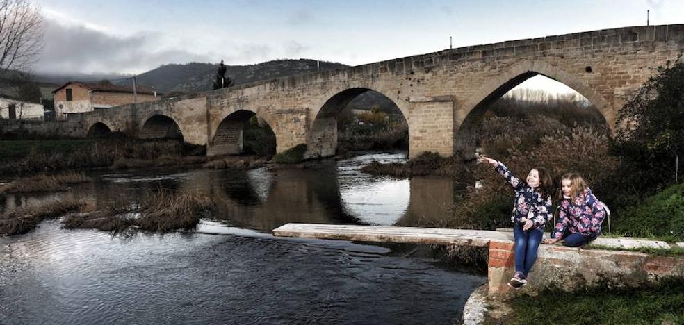 El río de los 88 puentes