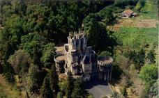 Mariposas, castillos, viñedos y minas en Bizkaia