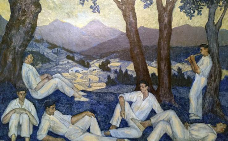 Un recorrido por las costumbres en el Museo Thyssen de Málaga