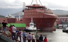 La Naval llega a un principio de acuerdo con el 'armador pirata' para terminar su barco