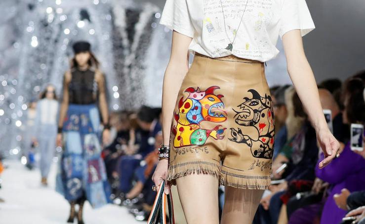 Dior celebra a Niki de Saint Phalle