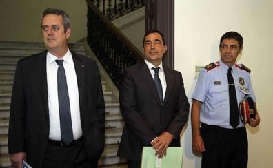 El director de los Mossos: «Estamos para garantizar derechos, no para impedirlos»