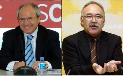 Montilla y Carod Rovira, dos visiones del 'procés'