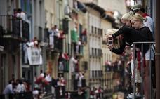 Arrestado un vecino de Pamplona que alquilaba fraudulentamente balcones para ver los encierros