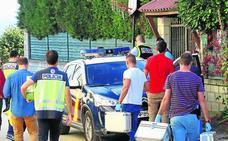 El marido de la vitoriana asesinada confiesa que la mató en casa y llevó el cuerpo a Miranda de Ebro