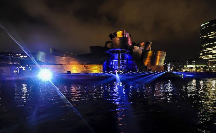 Las mejores imágenes de 'Reflections' en el Guggenheim