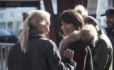 El rodaje de 'Ola de Crímenes' llega el martes y el miércoles al barrio de Andra Mari de Getxo