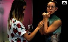 'Making of': así se plasmó el arte del museo en el cuerpo humano