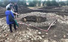 Eskalmendin aurkitutako trikuharri monumentuak 3.100 metro koadro izan litzake