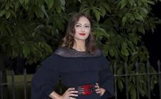 Elena Purnell, un clon de Angelina Jolie que atrae a Brad Pitt