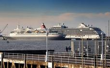Récord de cruceros en el Puerto de Bilbao