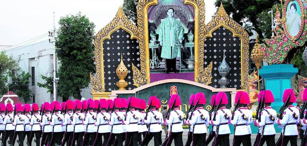 Funeral perpetuo en Tailandia
