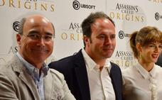 """Clara Lago en Assassin's Creed Origins: """"El videojuego es más que cine"""""""