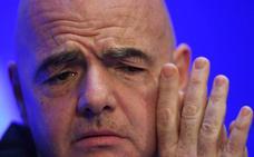 La FIFA rechaza intervenir en conflicto futbolístico Israel-Palestina