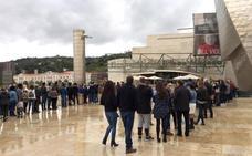 El Guggenheim amplía 5 días la entrada gratuita para vizcaínos