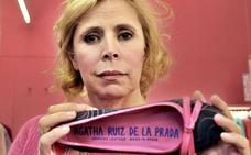Ágatha Ruiz de la Prada: «Para los negocios, yo soy cien veces más astuta que Pedro J.»