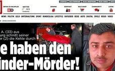 Detenido en Andoain un paquistaní acusado de degollar a su hija de 2 años en Hamburgo