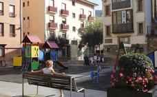 Los niños de Ugao contarán con un parque renovado en Lehendakari Aguirre