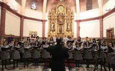El coro Zirzira acerca el Fair Saturday a la iglesia de San Pedro de Basauri