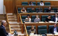 El Gobierno vasco no reconoce la república catalana porque el Parlament «no declaró» la independencia