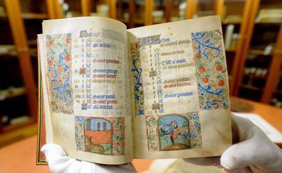 Los libros con más historia de Bizkaia