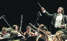 Música de cine, folk y gospel en la Navidad de Vitoria