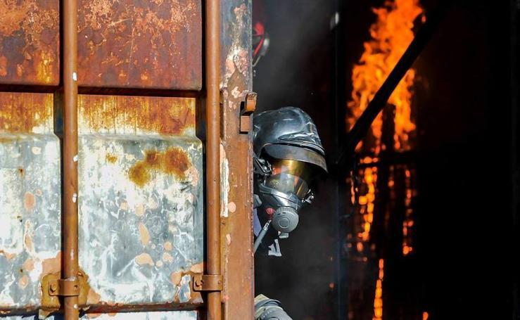 Escuela de bomberos