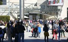 La Diputación invitó en octubre a casi la mitad de los asistentes al Guggenheim