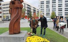 Galdakao celebra el Día de la Memoria dividido por las diferencias entre los partidos