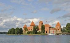 Capitales bálticas, en torno a la Revolución