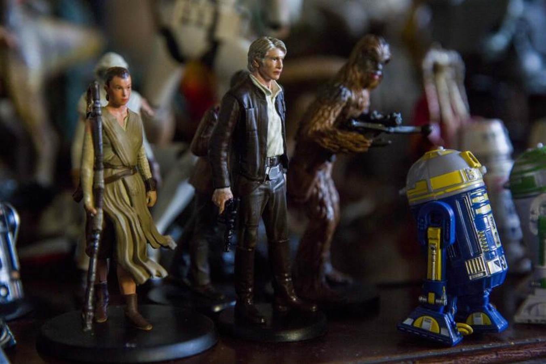 Star Wars, en miniatura