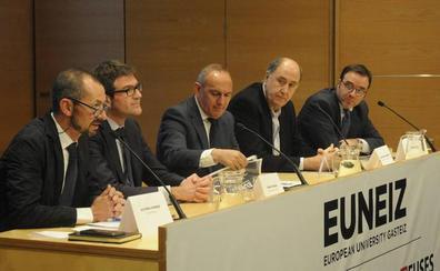 El Gobierno vasco ve «complicada» la apertura en 2018 de la universidad impulsada por el Baskonia en Vitoria