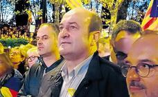 El PNV no negociará los Presupuestos con Rajoy hasta que Cataluña tenga «instituciones legítimas»