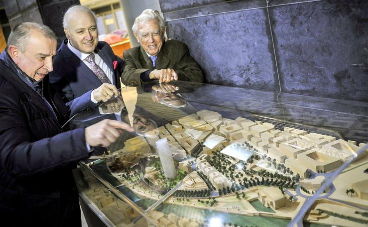 Bilbao conmemora los 25 años de su transformación urbana