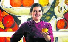 Amaia Arana: «Una cosa es cocinar y otra muy distinta es ser cocinera»