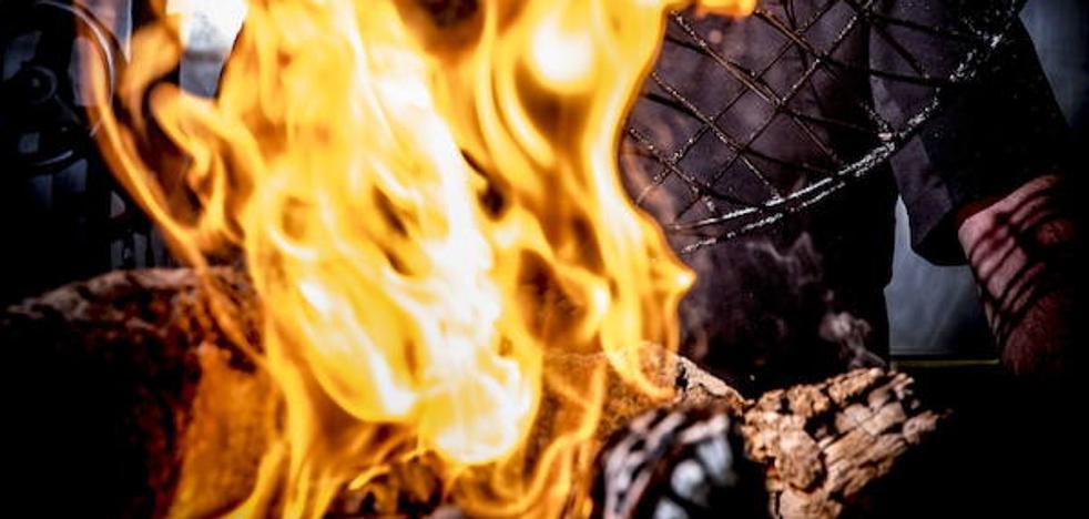 A fuego vivo