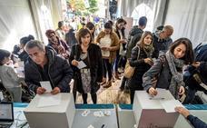 Gure Esku Dago quiere celebrar consultas en las capitales vascas en 2018