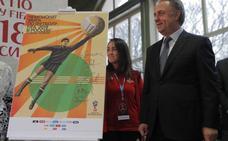 El póster oficial del Mundial de Rusia 2018 homenajea al gran portero Yashin