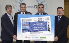 El cupón de la ONCE celebra el 15 aniversario de Vocento