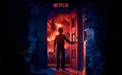 'Stranger Things' y otras novedades de Netflix