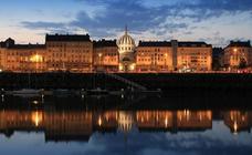 Reflejos en el Loira