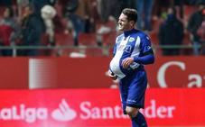 Ibai Gómez, tras su hat-trick ante el Girona: «Ha sido increíble»